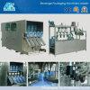 Máquina de rellenar de 5 galones del agua automática de Barreled
