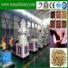 Controllo di frequenza variabile, granulatore di legno automatico della pallina dell'azienda agricola per la produzione di biomassa dell'ingresso
