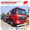20 ton - 30 van de Lage Vlakke Ton Vrachtwagen van het Dek met Verlengbare Flatbed Kant