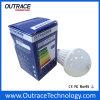 9W LED Bulb Lamp con Color Box