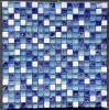 Плитка мозаики плавательного бассеина льда Cracked декоративная