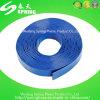 Boyau de débit de l'eau de PVC Layflat d'irrigation d'agriculture