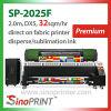 Stampante di Digitahi del tessuto per Softsign e la tessile (SP-2025F)