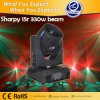 Light variopinto Stage Light Sharpy 330W Beam 15r Moving Head Light/15r Beam Light