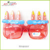 Happybirthday Candle Plastic Party Glasses pour Kids