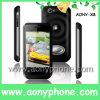 teléfono androide 3.5inch con el altavoz ruidoso X8