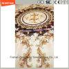 Pintura de Digitas com vidro Tempered da decoração do teste padrão do tapete com SGCC/ISO