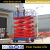 4 rotelle Mobile Hydraulic Scissor Lift Tables Made in Cina