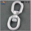 Boucle en acier galvanisée de l'émerillon G402 d'IMMERSION chaude d'acier de forge