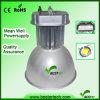 Luz elevada industrial da baía do diodo emissor de luz da microplaqueta de IP65 150W Bridgelux 45mil
