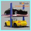 2ポストのCarport/2の階車のスタッカーの駐車場を駐車する高度の二重デッキ