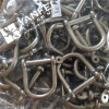 ねじPinのAISI 304 /316広いDの手錠