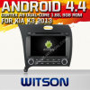 Witson Android 4.4 Car DVD para KIA K3 2013 com A9 o Internet DVR Support da ROM WiFi 3G do chipset 1080P 8g