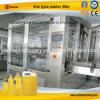 Máquina de enchimento de líquidos de tipo linear
