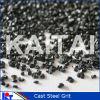 Prezzo angolare abrasivo della granulosità della granulosità G80/Steel dell'acciaio di getto del metallo