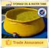 De opvouwbare Flexibele Tank van het Water van pvc van de Opslag van het Recycling