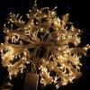 결혼식 홈 목욕탕 휴일 훈장을%s LED 창 커튼 크리스마스 불빛