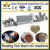 Máquina de flutuação elevada do moinho de alimentação dos peixes de Qulaity do aço inoxidável