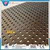 De nieuwe RubberTegels van de Vezel/Rubber Stabiele Tegels/Antislip Stabiele Mat