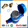 Medidor de água sem fio barato de Digitas com as peças plásticas do medidor de água