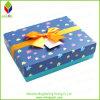 Rectángulo de papel de empaquetado del regalo de la Navidad de la impresión de la flor