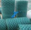 PVC Gabionのための上塗を施してある六角形の金網