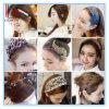 Form-Geschenk-Haar-Dekoration-Frauen-verziert reizender süsser Haar-Klipp-Haar-Band-Haar-Band-Kopfschmuck-Haarnadel-Kopfschmuck-BlumeBowknot Haar-Zubehör