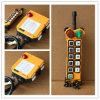 F24-10s AC 220V het Enige Controlemechanisme van Radio Remote van de Kraan van de Snelheid
