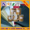 Pegamento a base de agua del PVC de la viscosidad de alta velocidad del OEM
