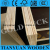 16mm Melamine Glue Film Faced Plywood para Export
