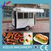 Gute Auslegung-mobiler Grill-Wagen