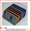 Caja de cuero de la PU para el iPhone 5 (TP-6203)