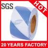 PE Blue e White Warning Tape (YST-WT-015)