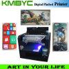 Impressora personalizada Flatbed UV da impressão da caixa do telefone do tamanho A3