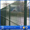 Afastamento soldado 3D pintado PVC galvanizado do borne da cerca de fio com preço de fábrica