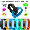 2016 Slimme Armband met het Scherm van de Aanraking en Controle Heartrate (M2)