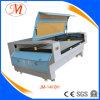 Machine de gravure du bois avec la fonction de découpage (JM-1410H)