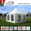 tenda mobile del Gazebo del giardino di 5m x di 5m per uso esterno