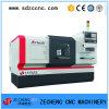 고품질 CNC 수평한 선반 Ck6153