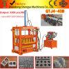 Bloc de verrouillage concret élevé des affaires Qtj4-40 de bénéfice d'investissement inférieur faisant la machine à vendre