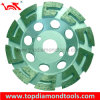 U Shaped Segmented Cup Wheels for Grinding Concrete