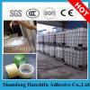 Adhésif sensible à la pression acrylique de base de l'eau pour la bande de cachetage de carton