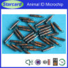 RFID Tags Implanted Tube Label 134.2kHz Em4305 Chip Animal Management