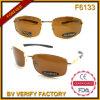 Do estilo masculino cheio dos frames do metal FM6133 óculos de sol projetados clássicos