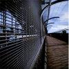Pvc van de anti-Klim van de veiligheid bedekte 358 Omheining 358 Veiligheid met een laag Gelaste Omheining