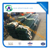 L'acier américain a clouté le poteau de T/poteau galvanisé de la peinture T de /Green (ADS-TP-08)