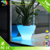 LED Lighted Planter Pots per la festa nuziale Decoration