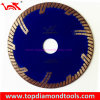Turbo Circular Saw Blade con Side Protect Segments