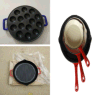 사기질 Cast Iron Grill Pan & Frying Pans 또는 Bake Pan