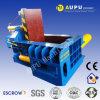 Prensa hidráulica de la hoja de la chatarra horizontal de la alta calidad de Aupu (Y81-160)